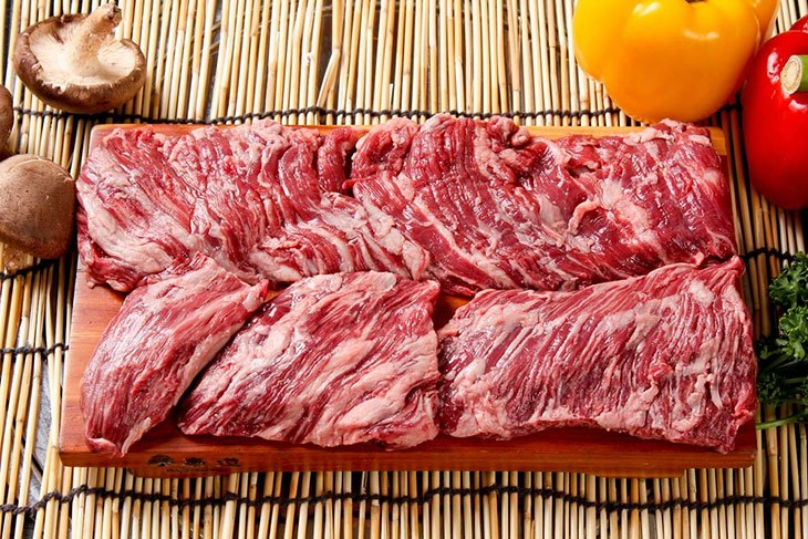 how to cook a skirt steak in the oven