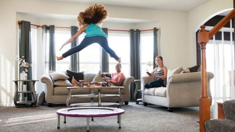 Best Indoor Trampoline