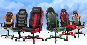 best DXRacer gaming chair